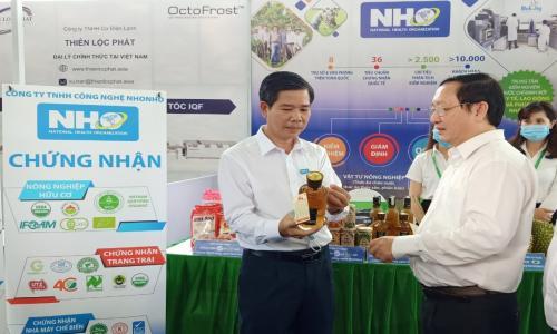 Cam kết đồng hành của tổ chức NHO trong phát triển chương trình OCOP