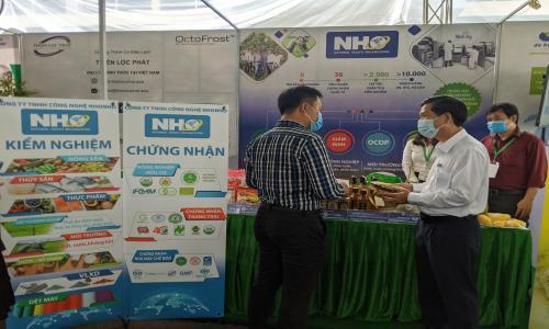 Công ty NHONHO nỗ lực hỗ trợ nông dân và mô hình kinh tế tập thể liên kết sản xuất theo chuỗi để nâng cao giá trị sản phẩm