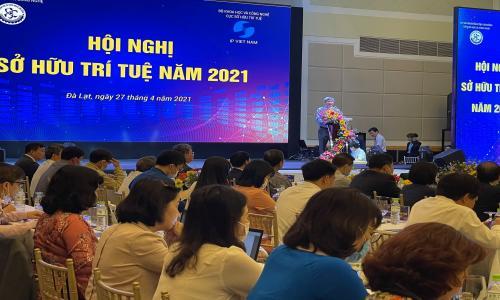 Tổ chức NHONHO đồng hành cùng chiến lược phát triển sở hữu trí tuệ của Việt Nam đến năm 2030